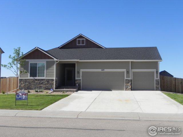 609 Carroll Ln, Pierce, CO 80650 (MLS #826881) :: 8z Real Estate