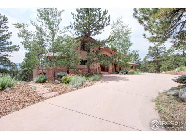 3655 Sunshine Canyon Dr, Boulder, CO 80302 (#826913) :: The Peak Properties Group