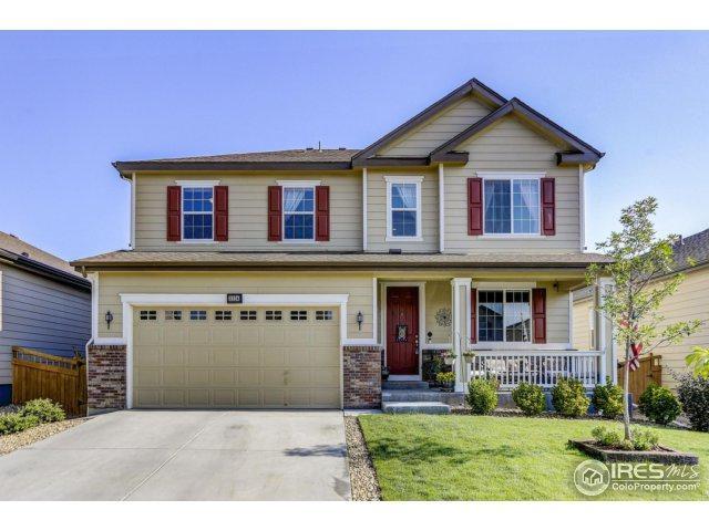 3324 Eagle Butte Ave, Frederick, CO 80516 (MLS #826932) :: 8z Real Estate