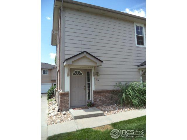 5151 W 29 St #1412, Greeley, CO 80634 (MLS #826939) :: 8z Real Estate