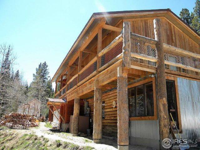 1837 Upper Moon Gulch Dr, Black Hawk, CO 80422 (MLS #826954) :: 8z Real Estate