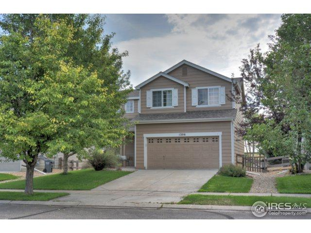 1206 101st Ave Ct, Greeley, CO 80634 (MLS #826970) :: 8z Real Estate