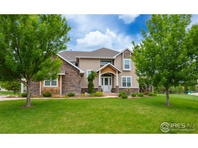 5517 Evangeline Dr, Windsor, CO 80550 (MLS #827010) :: 8z Real Estate