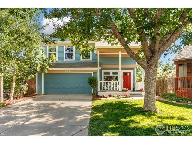 444 Fillmore Ct, Louisville, CO 80027 (MLS #827032) :: 8z Real Estate