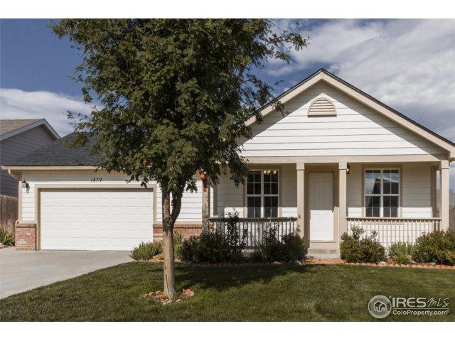 1479 S Dusk Dr, Milliken, CO 80543 (MLS #827040) :: 8z Real Estate