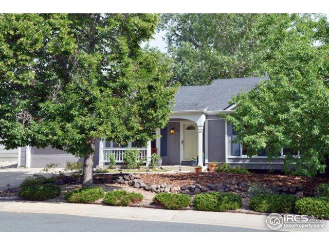 727 W Aspen Way, Louisville, CO 80027 (MLS #827085) :: 8z Real Estate