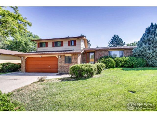 2532 28th Ave, Greeley, CO 80634 (MLS #827089) :: 8z Real Estate