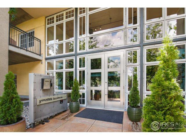 275 S Harrison St #106, Denver, CO 80209 (MLS #827105) :: 8z Real Estate