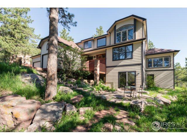 1934 Lefthand Canyon Dr, Boulder, CO 80302 (MLS #827115) :: 8z Real Estate