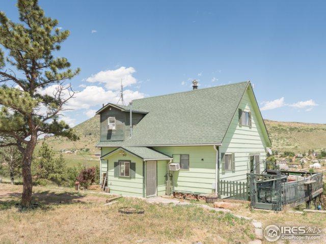 312 Sprague Ave, Berthoud, CO 80513 (MLS #827120) :: 8z Real Estate