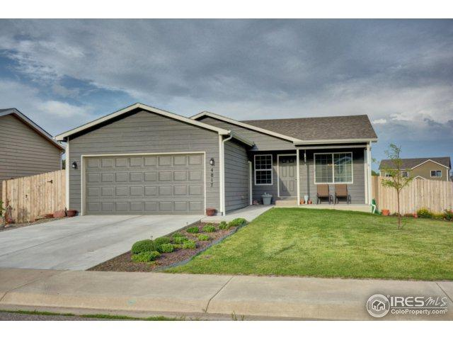 4817 Everest Pl, Greeley, CO 80634 (MLS #827127) :: 8z Real Estate