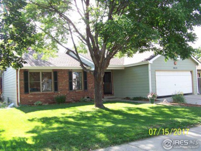 3812 Benthaven St, Fort Collins, CO 80526 (MLS #827129) :: 8z Real Estate