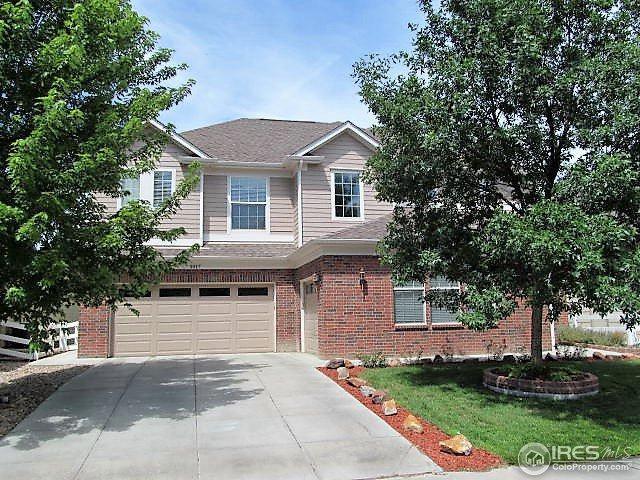 5017 Bella Vista Dr, Longmont, CO 80503 (MLS #827130) :: 8z Real Estate