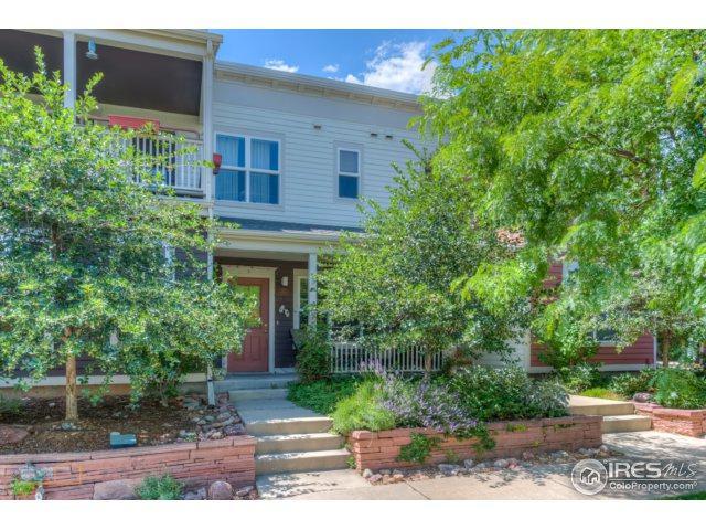 1495 Zamia Ave #3, Boulder, CO 80304 (MLS #827145) :: 8z Real Estate