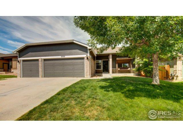 3730 Wittaker Cir, Johnstown, CO 80534 (MLS #827167) :: 8z Real Estate