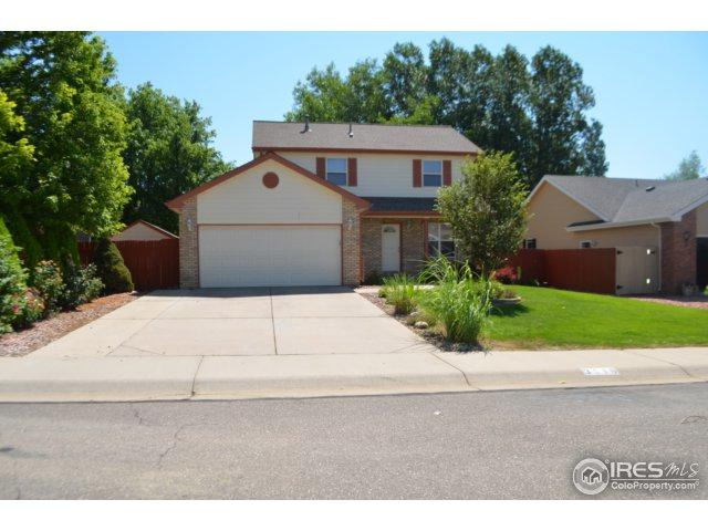 3016 49th Ave, Greeley, CO 80634 (MLS #827168) :: 8z Real Estate