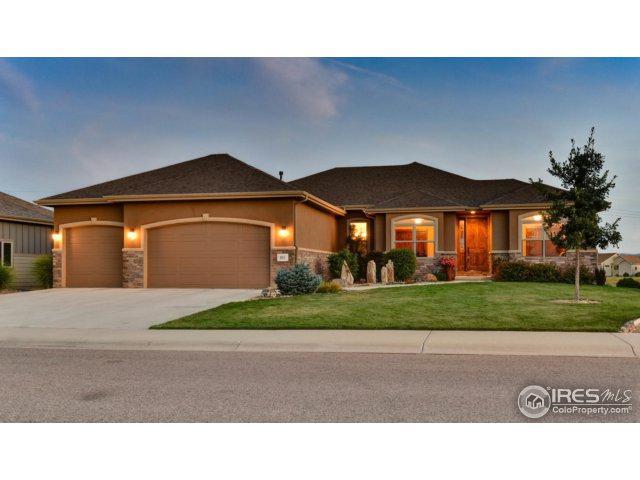 951 Prism Cactus Cir, Loveland, CO 80537 (MLS #827186) :: 8z Real Estate