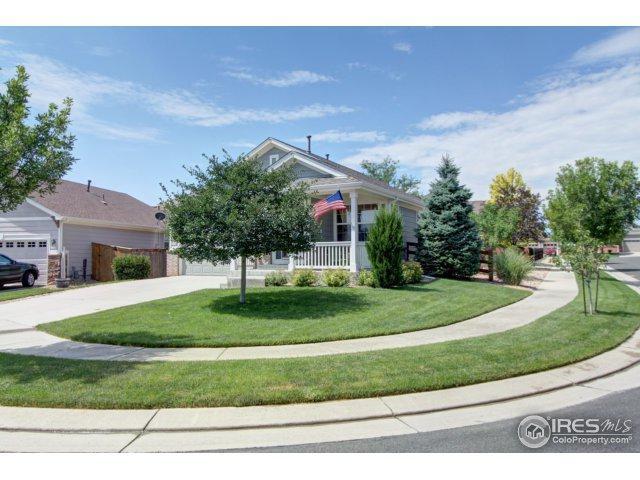 16032 E 106th Ct, Commerce City, CO 80022 (MLS #827199) :: 8z Real Estate