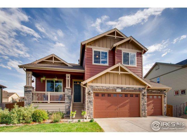 8516 Raspberry Dr, Frederick, CO 80504 (MLS #827200) :: 8z Real Estate