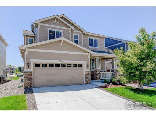 3384 E 141st Ave, Thornton, CO 80602 (MLS #827203) :: 8z Real Estate