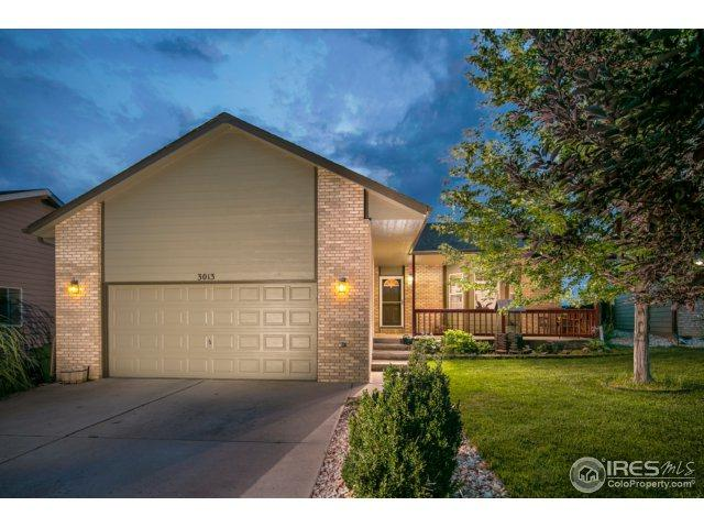 3013 46th Ave, Greeley, CO 80634 (MLS #827218) :: 8z Real Estate