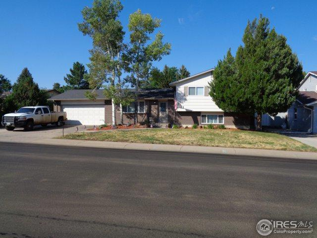 2041 26th Ave, Greeley, CO 80634 (MLS #827226) :: 8z Real Estate