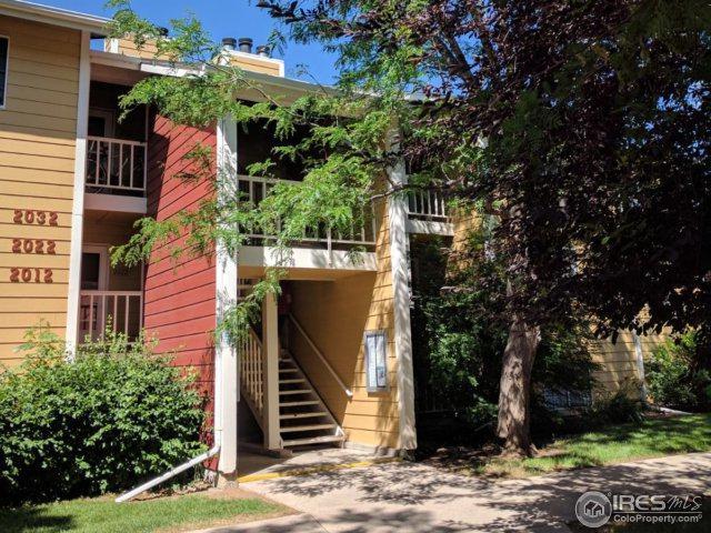 1640 Kirkwood Dr #2032, Fort Collins, CO 80525 (MLS #827231) :: 8z Real Estate