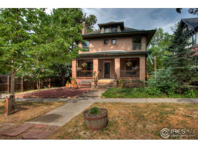 980 11th St, Boulder, CO 80302 (MLS #827235) :: 8z Real Estate