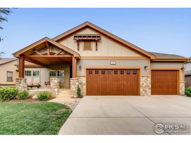 668 Carriage Pkwy, Fort Collins, CO 80524 (MLS #827245) :: 8z Real Estate