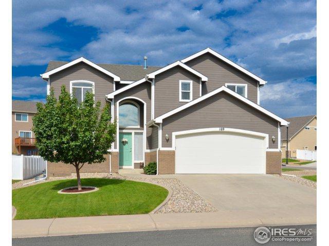 169 Silverbell Dr, Johnstown, CO 80534 (MLS #827253) :: 8z Real Estate
