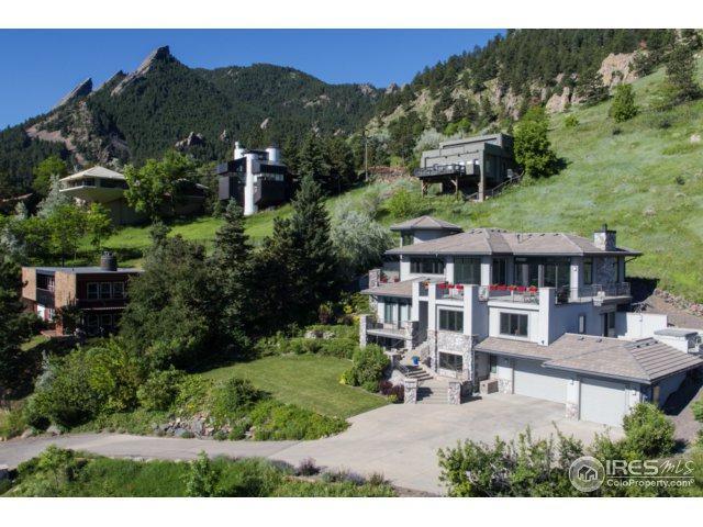 815 Circle Dr, Boulder, CO 80302 (MLS #827262) :: 8z Real Estate