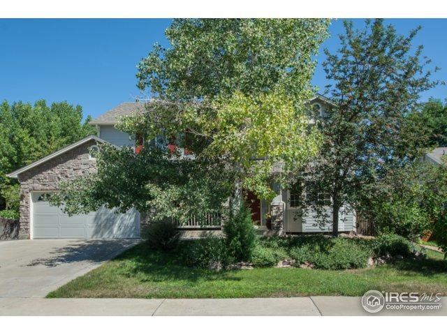 1616 Cedarwood Dr, Longmont, CO 80504 (MLS #827263) :: 8z Real Estate