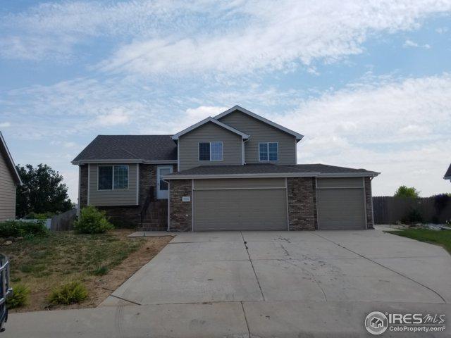 3124 Canyon Cir, Evans, CO 80620 (MLS #827276) :: 8z Real Estate