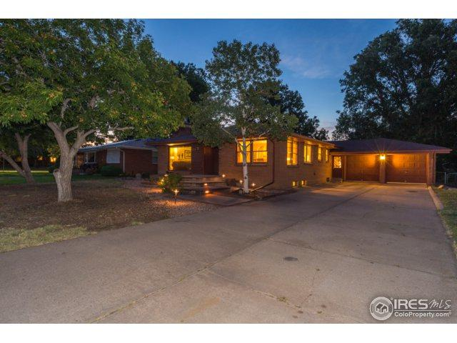 1923 15th St, Greeley, CO 80631 (MLS #827277) :: 8z Real Estate