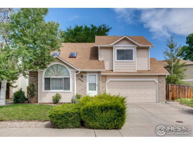 2049 Westbourne Dr, Loveland, CO 80538 (MLS #827283) :: 8z Real Estate