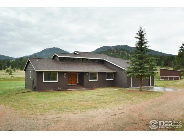 680 Pinewood Dr, Estes Park, CO 80517 (MLS #827294) :: 8z Real Estate