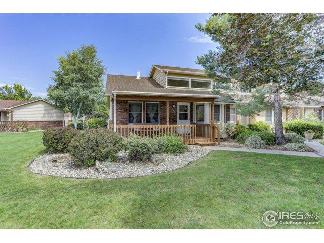 3402 Seneca St #1, Fort Collins, CO 80526 (MLS #827303) :: 8z Real Estate