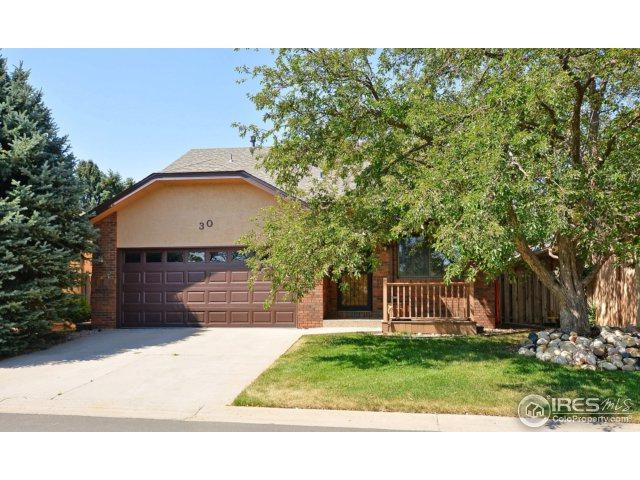 1001 43rd Ave #30, Greeley, CO 80634 (MLS #827305) :: 8z Real Estate