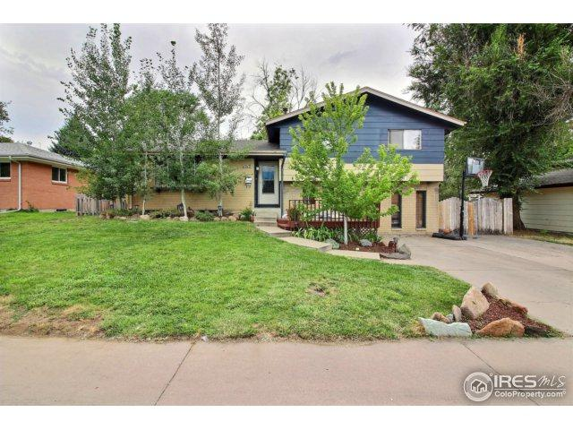 1515 30th Ave, Greeley, CO 80634 (MLS #827307) :: 8z Real Estate