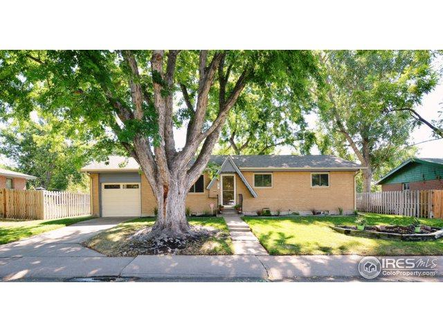 2526 21st Ave Ct, Greeley, CO 80631 (MLS #827309) :: 8z Real Estate