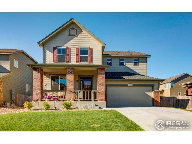 6457 Spring Valley Rd, Timnath, CO 80547 (MLS #827310) :: The Forrest Group