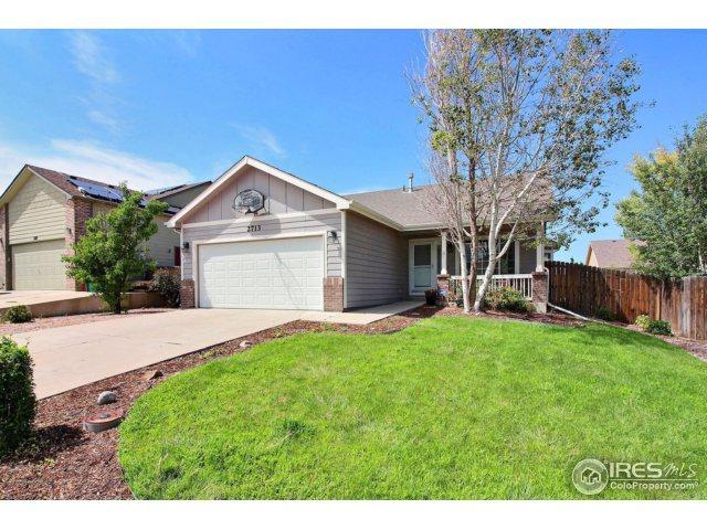 2713 Park View Dr, Evans, CO 80620 (MLS #827311) :: 8z Real Estate