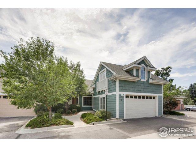 9028 W 50th Ln #3, Arvada, CO 80002 (MLS #827336) :: 8z Real Estate