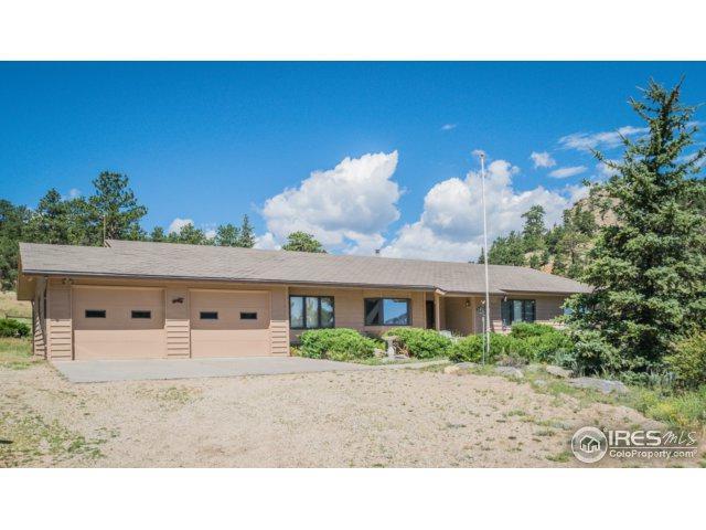 2471 Larkspur Ave, Estes Park, CO 80517 (MLS #827340) :: 8z Real Estate