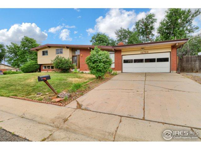 12734 W 61st Ave, Arvada, CO 80004 (MLS #827351) :: 8z Real Estate