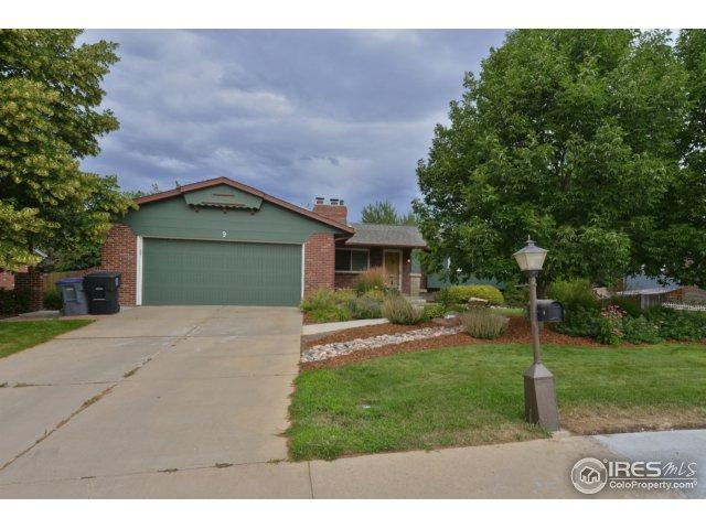 9 Cornell Dr, Longmont, CO 80503 (MLS #827366) :: 8z Real Estate