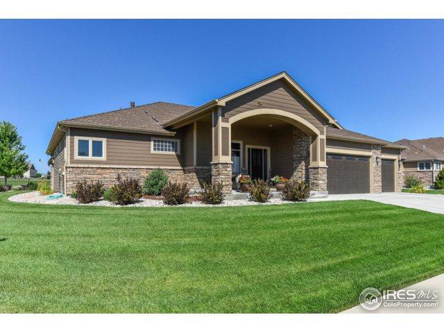6099 Bay Meadows Dr, Windsor, CO 80550 (MLS #827371) :: 8z Real Estate