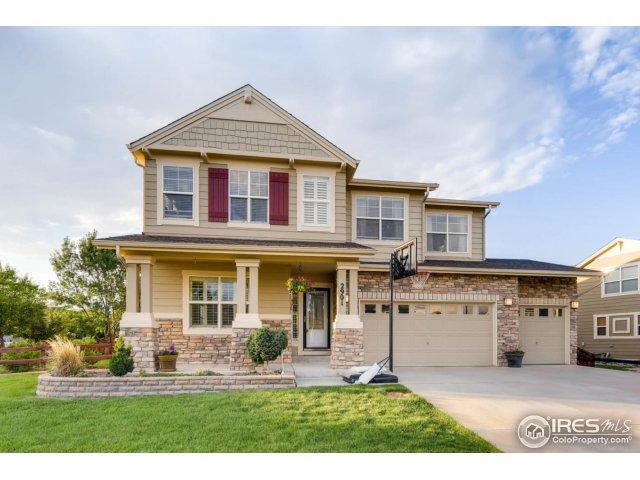 2901 Madison Ln, Broomfield, CO 80023 (MLS #827377) :: 8z Real Estate