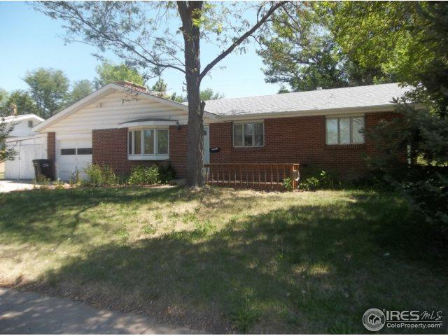 2624 13th Ave, Greeley, CO 80631 (MLS #827378) :: 8z Real Estate