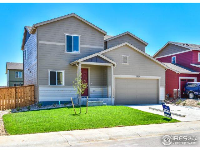 3034 Crux Dr, Loveland, CO 80537 (MLS #827382) :: Downtown Real Estate Partners